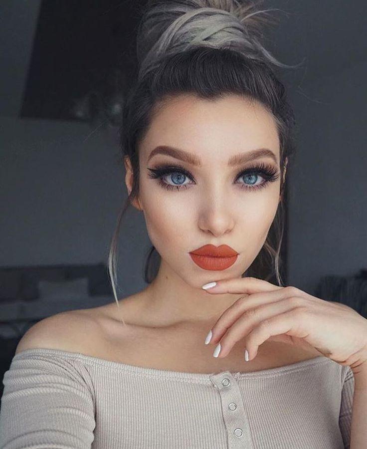 """1,783 curtidas, 4 comentários - Desejos Fashion (@desejos.fashion) no Instagram: """"Amei! ❣️ #makeup"""""""