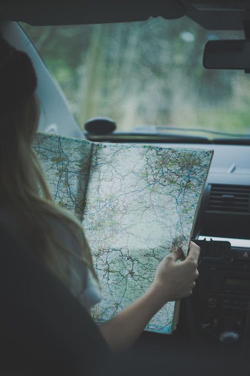 Don't leave home without directions and / a map, You don't want to miss your fave bands because you were lost, do you? #festival