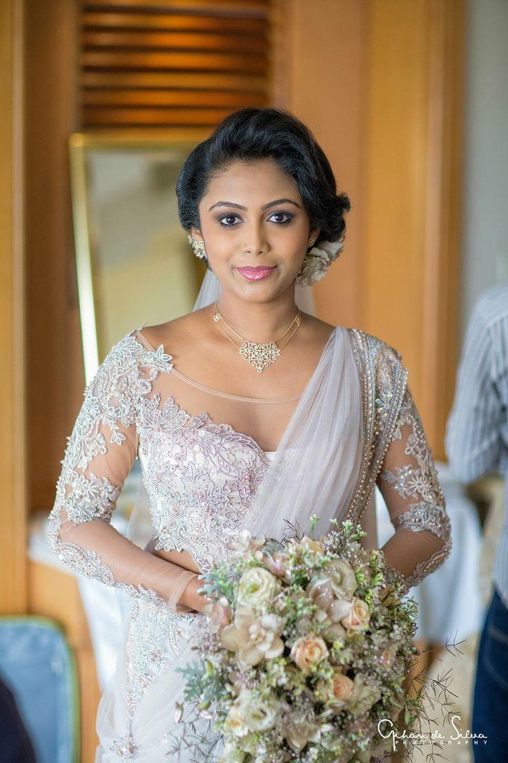 Pin by My Sri Lankan Wedding. on Bridal Saree Designs ...
