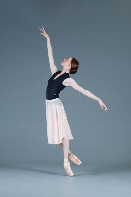 Long Rehearsal Tulip - Tulips by Tracy - Custom ballet Skirts