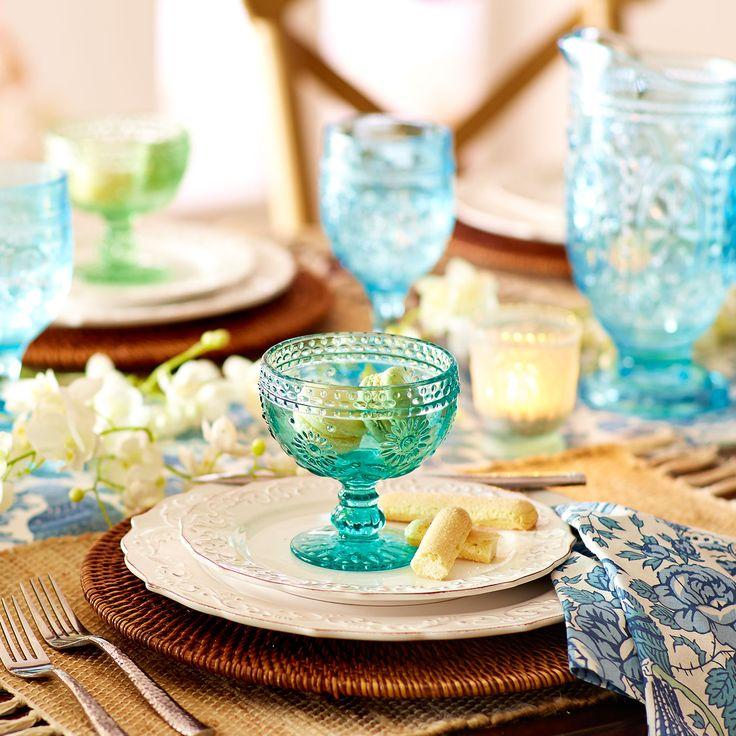 Vintage Style Dessert Cups