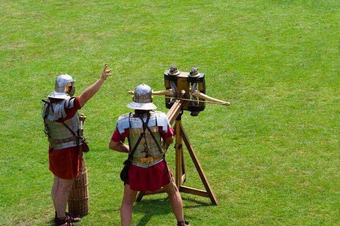 BBC - Primary History - Romans - Technology