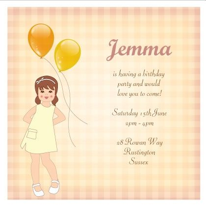 Send Party Invitations Online Gallery Ideas