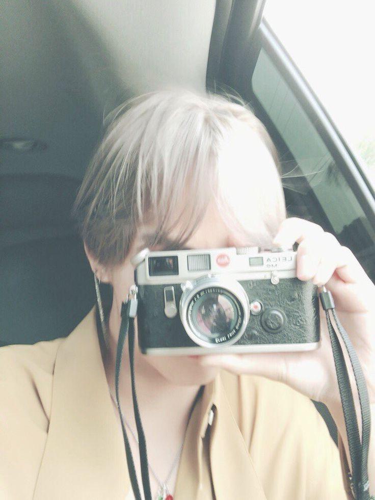 Kim Taehyung Twitter update 2017 LA