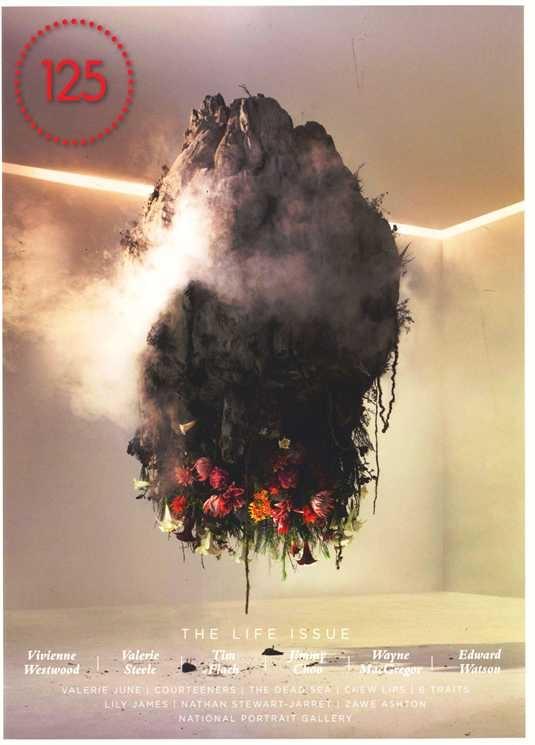 125 Magazine mrch 2012 issue