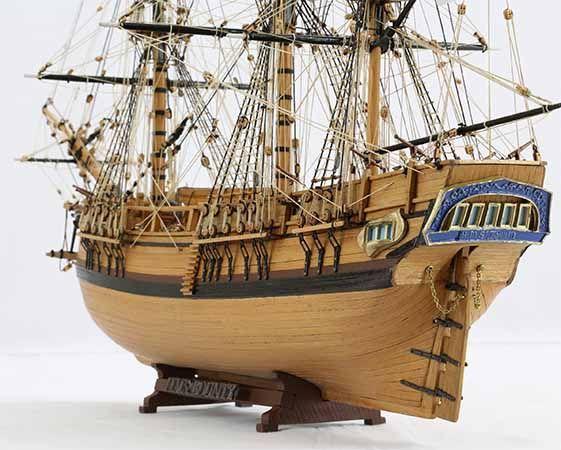 HMS Bounty Ship Models