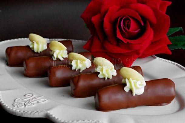 Čokoládové svory | Pečené-varené.sk