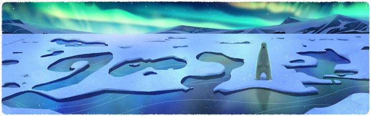 Earth Day Google doodles highlight planet's 5 major biomes
