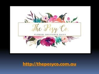 The Posy Co - Florist Sunshine Coast  The Posy Co Sunshine Coast Flowers provides flower delivery service in Maroochydore, Mooloolaba, Caloundra at just $30 with delivery around Sunshine Coast and more information visit at # http://theposyco.com.au/