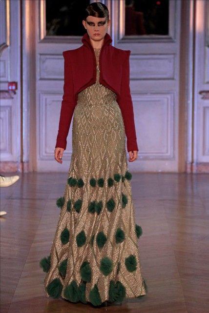 Jan Taminiau Couture, A/W 2012