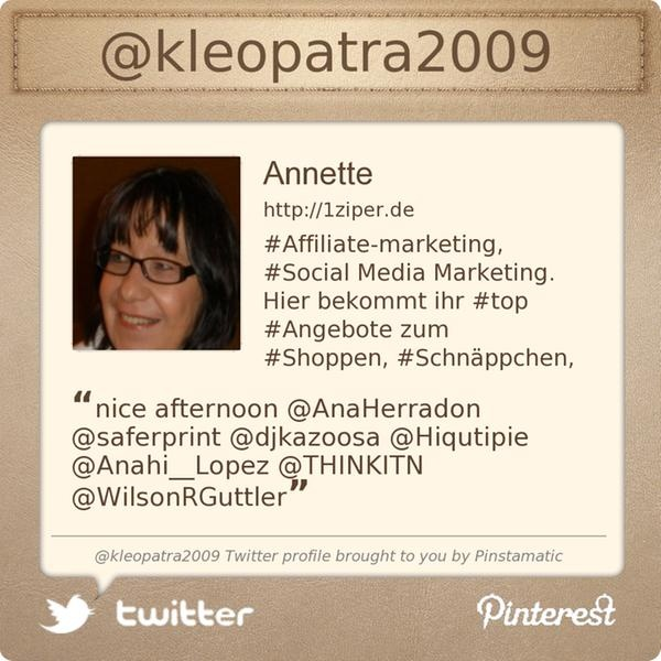 @kleopatra2009's #Twitter profile courtesy of Pinstamatic (http://pinstamatic.com): Media Germany Austria, Profile Courtesy, Interesting People, Kleopatra2009 S Twitter, Social Media, Twitter Profile, Http Pinstamatic Com