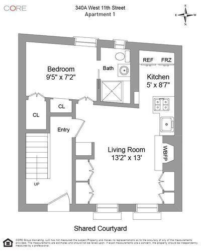 Find 1 Bedroom Apartment: 17 Best Images About Fantastic Floor Plans On Pinterest