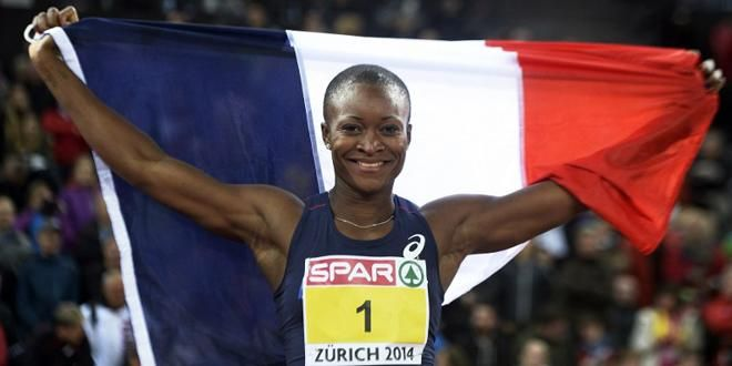 Antoinette Nana Djimou - Zurich 2014