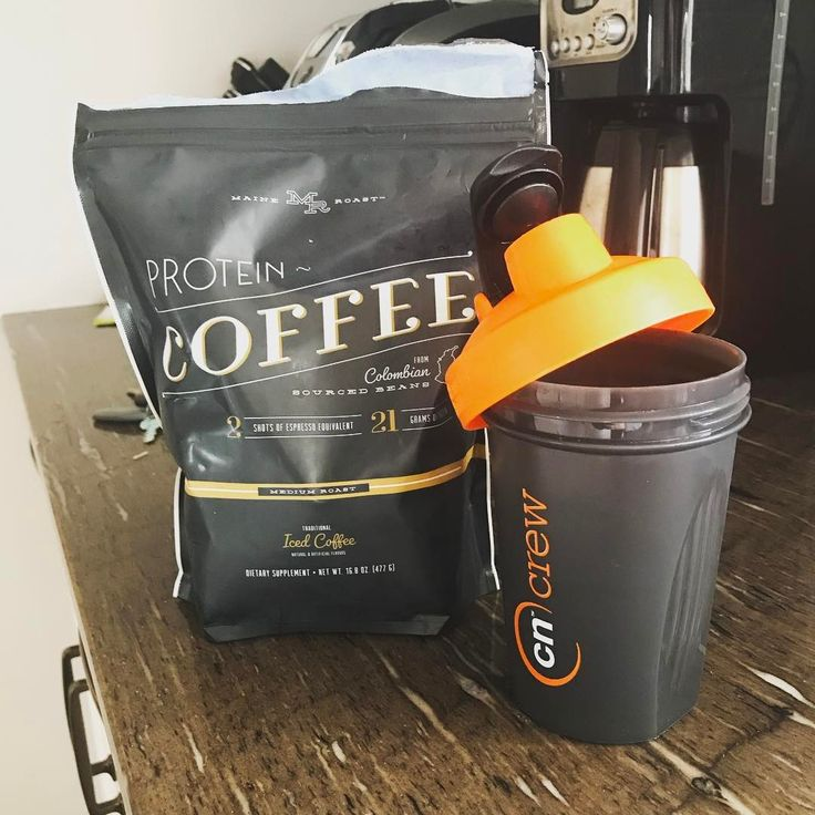 """218 Likes, 20 Comments - Complete Nutrition® (@completenutrition) on Instagram: """"Starting the weekend the right way with Maine Roast Coffee Protein. 21g of protein and 2 shots of…"""""""