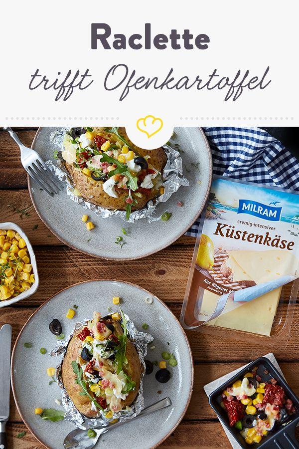 Von Käse und Knollen: Raclette trifft Ofenkartoffel – LoveIsDead71