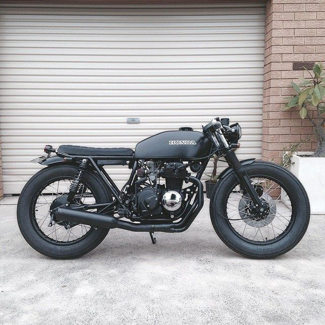 Fabuleux Best 25+ Cb400 cafe racer ideas on Pinterest | Honda CB, Cafe  CH18