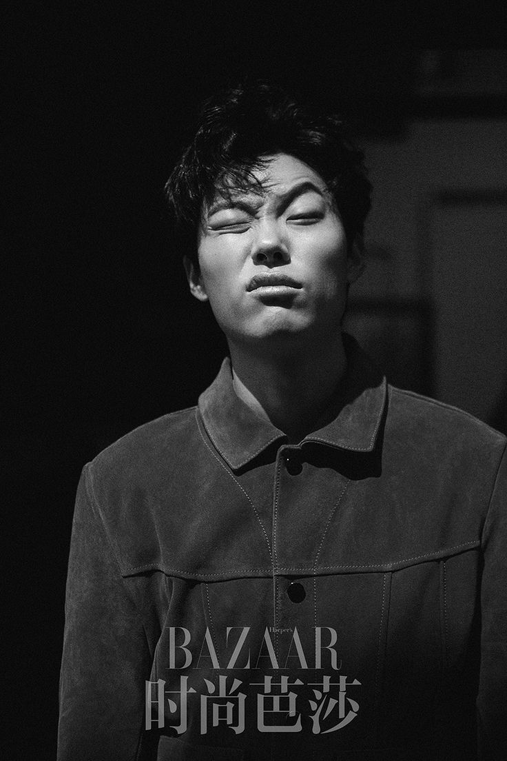 Ryu Jun Yeol - Harper's Bazaar (China) Magazine May Issue '16