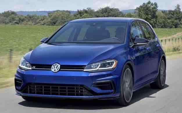 2020 Golf R Canada Volkswagen Golf R Volkswagen Volkswagen Golf
