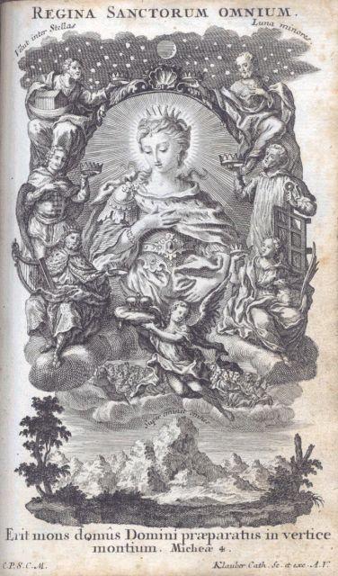 Regina Sanctorum Omnium