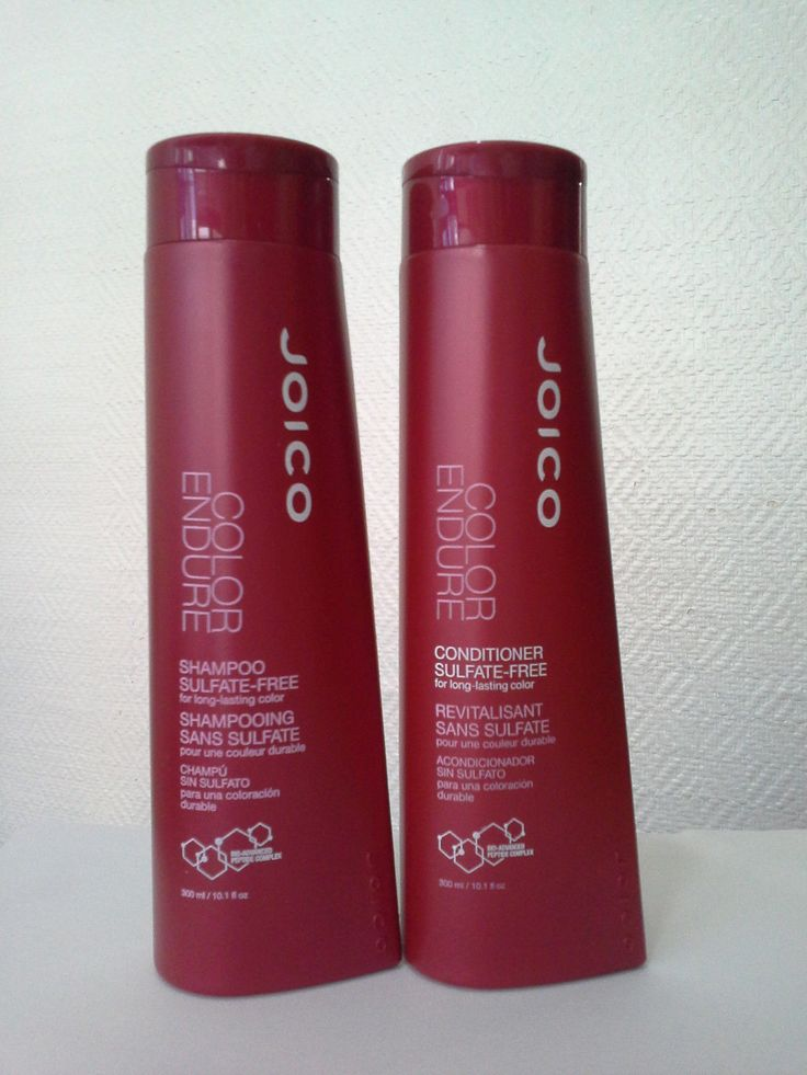 Joico Color Endure Shampoo And Conditioner Sulfate-Free 300Ml