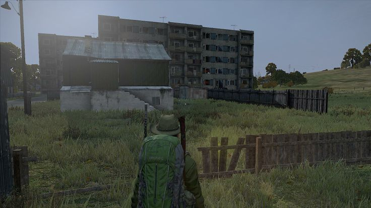 The appartements....should we check them? #dayz