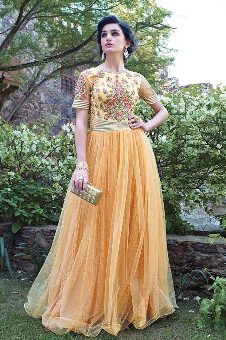 77 best Designer Gown images on Pinterest | Designer gowns ...