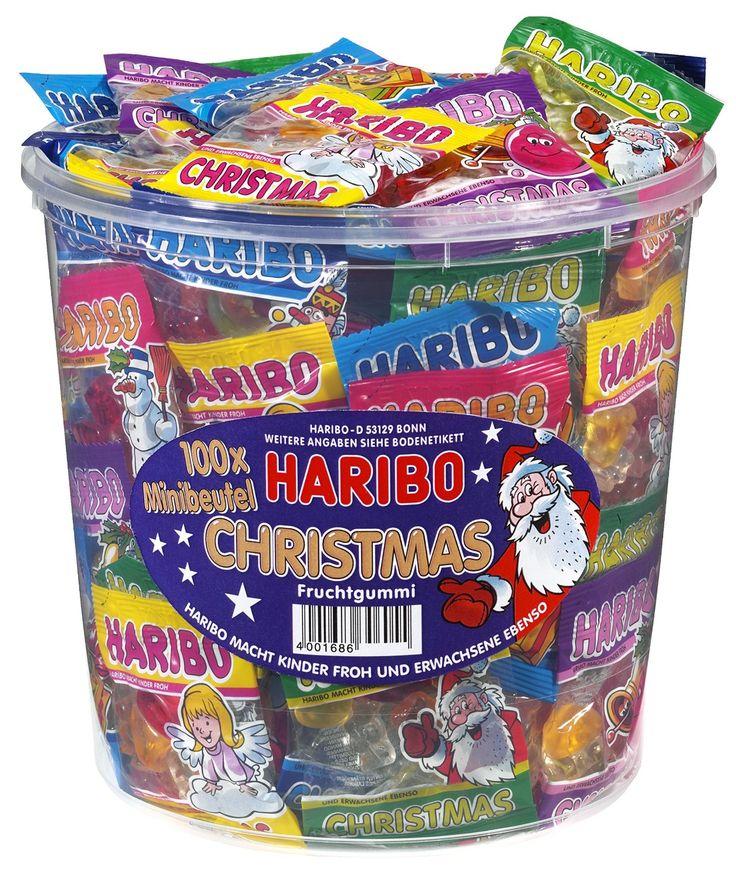 Haribo Christmas (Minis), 1er Pack (1 x 980 g): Amazon.de: Lebensmittel & Getränke