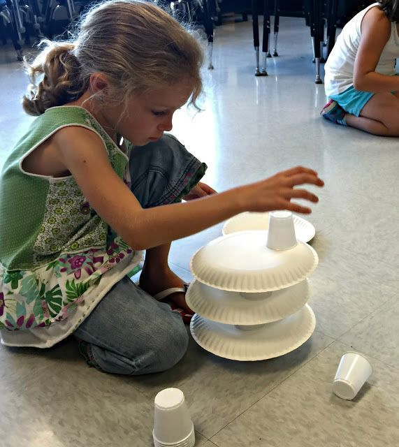 Stem School Loop: 25+ Best Ideas About Indoor Team Building Activities On