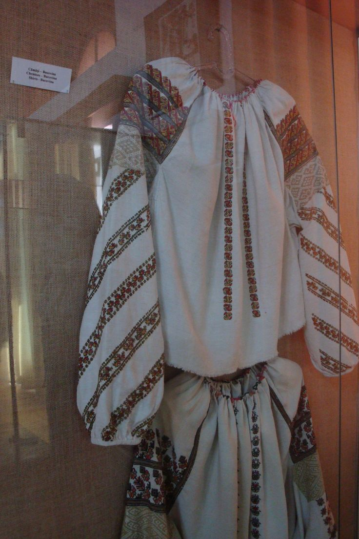 Full outfit from Bucovina