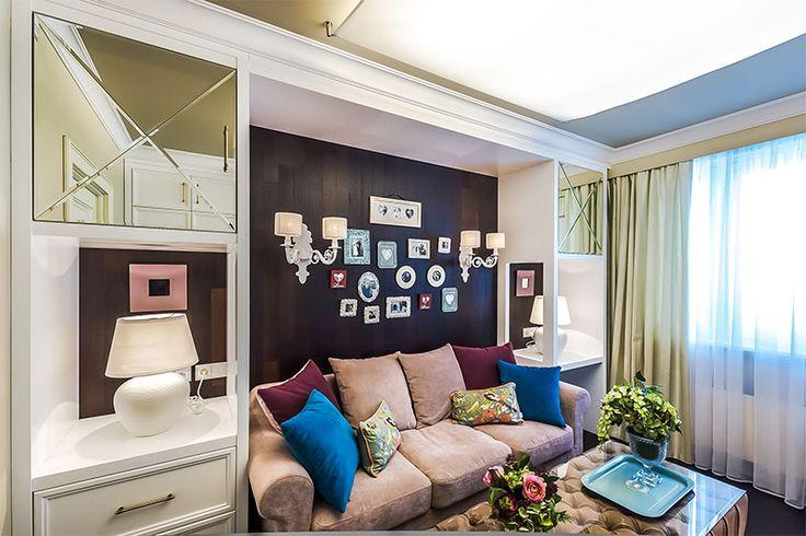 шкафы вокруг дивана - Поиск в Google