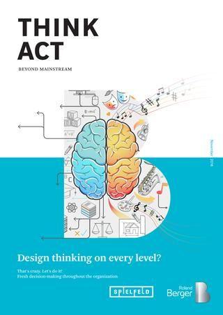 Roland Berger Design thinking on every level