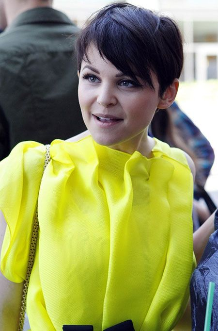 Ginnifer Goodwin Pixie Cut Pictures | Short Hairstyles 2014 | Most Popular Short Hairstyles for 2014