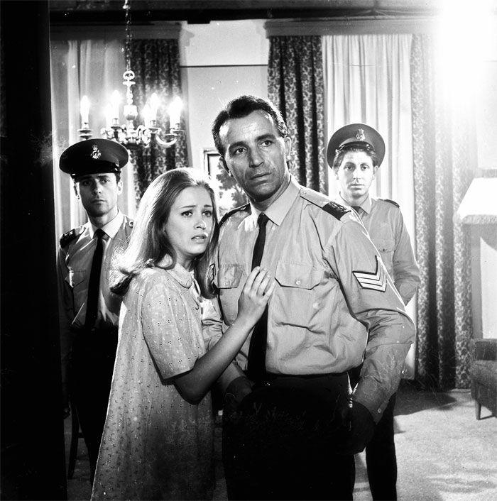 Finos Film - Photo Gallery Ταινίας: 'Πυρετός Στην Άσφαλτο' (1967)