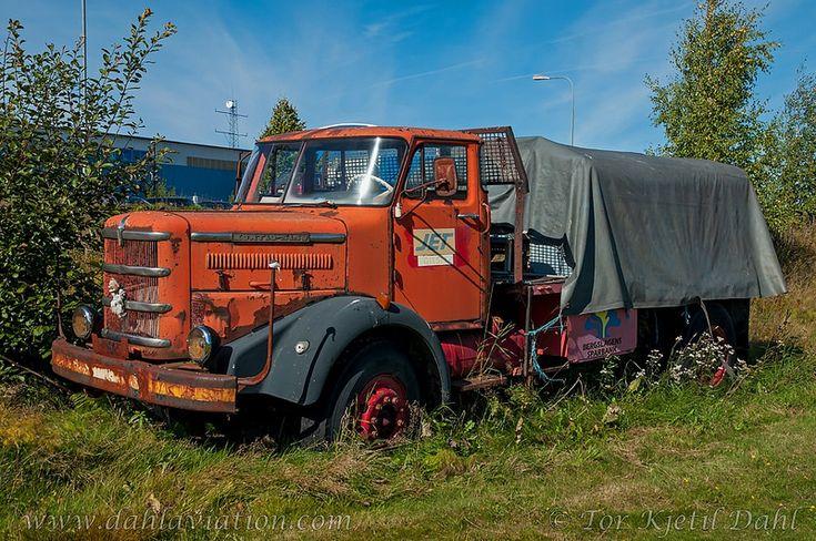 Old Sisu truck   Flickr - Photo Sharing!