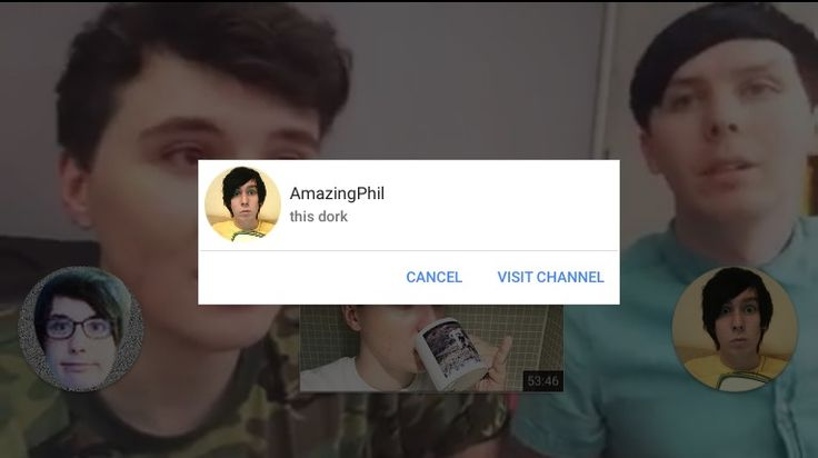 End Screen Bubble that Dan made from his live show on 22nd August 2017 EXCLUSIVE - BEHIND THE SCENES OF DANANDPHILGAMES for Phil's channel