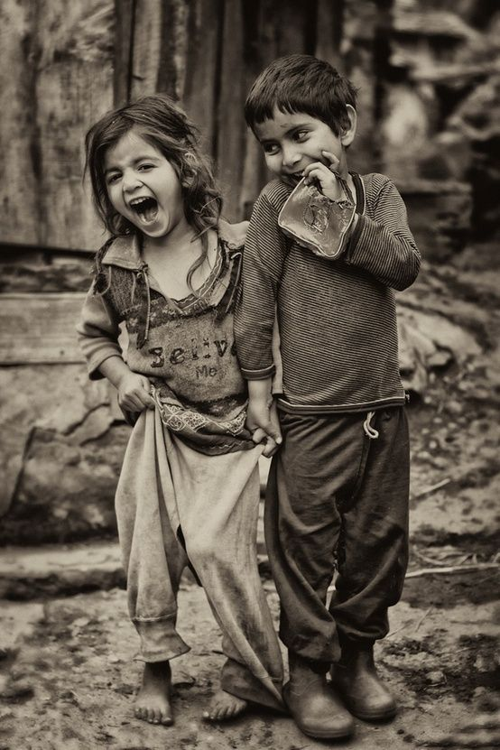 Laugh together again and again and again...