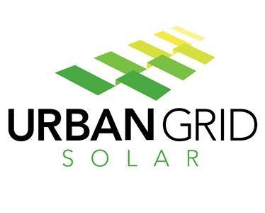 urban grid solar logo