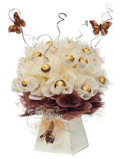 Stunning chocolate Bouquets for any occasion. UK wide delivery. Amazing reviews.