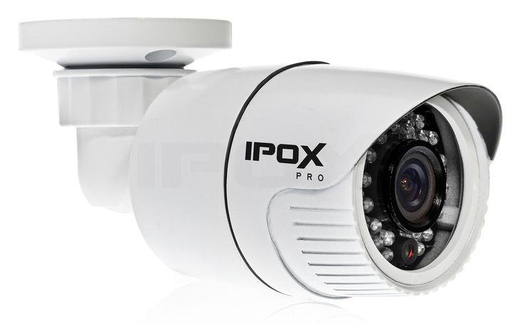 Kamera IPOX HD-3030T   Kamery tubowe IP ------------     Aptina AR0330 3MPX  2048x1536 @ 25fps  #ip #cctv #camera #fullhd #3mpx #ipox