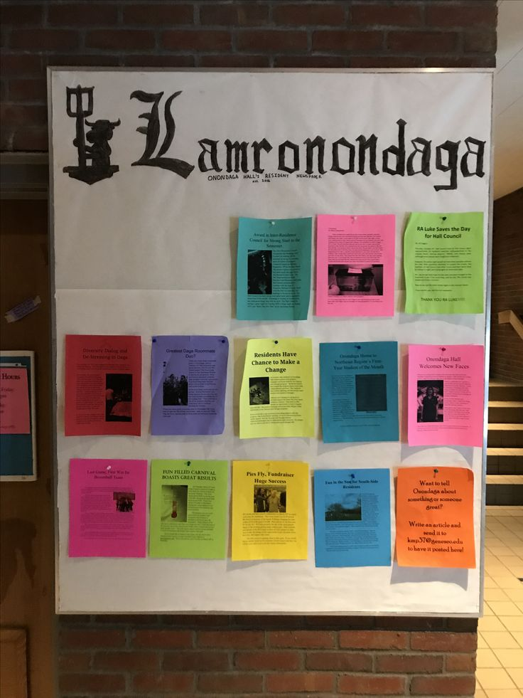 """A take on our school newspaper """"The Lamron"""""""