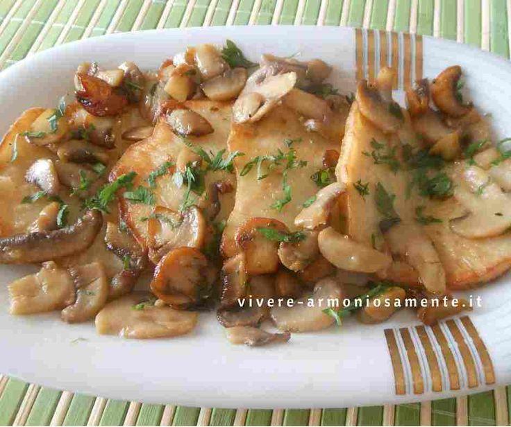 Due ricette gustose per cucinare le scaloppine di sedano rapa: scaloppine al…