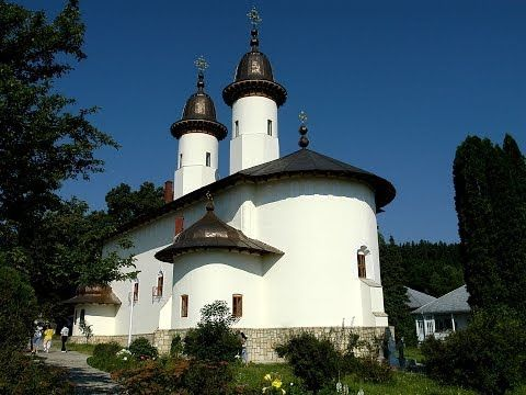 Varatec Monastery combines elements of the old Moldavian style of the 15th and 16th centuries with foreign influences of the end of the 18th and the beginning of the 19th century. The church is rectangular, with a single apse at the east end.