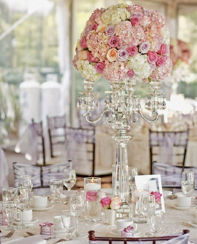 12 Stunning Wedding Centerpieces - 24th Edition | bellethemagazine.com