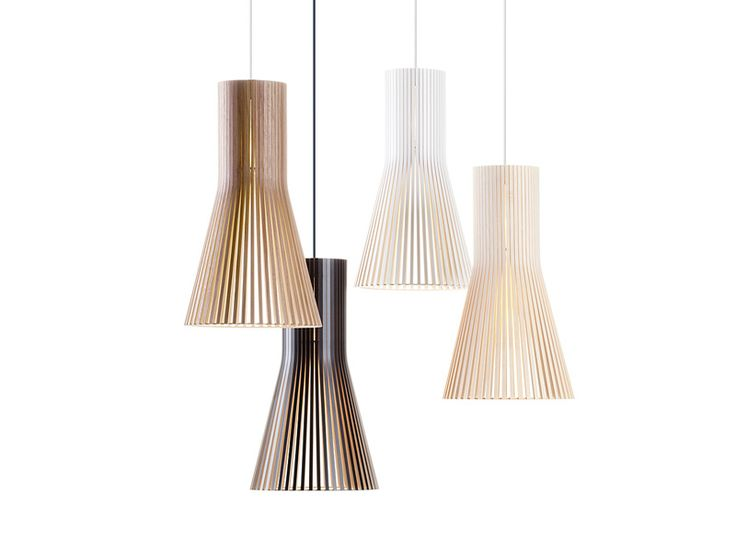 Mała, stożkowa lampa Secto 4201 to rodzeństwo oryginalnego Secto 4200 i nadaje się do niższych pomieszczeń.  Lampa Secto to hand-made z certyfikatem PEFC, wykonana z drewna brzozowego w Finlandii. Każdy egzemplarz to wysokiej jakości produkt wykonany przez wysoko wykwalifikowanych rzemieślników. Drewno brzozowe dodaje delikatnej jasności do wnętrz i atmosfery.