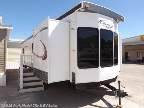 New 2016 Hy-Line 42 Front Den For Sale by Park Model City & RV Sales available in Ft. Myers, Florida