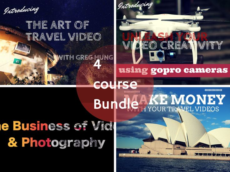 Learn to make create travel videos and a business from those videos http://chicvoyageproductions.com/bundle-create-videos-create-a-business-without-a-brick-mortar-shop/ #createvideos #createincome