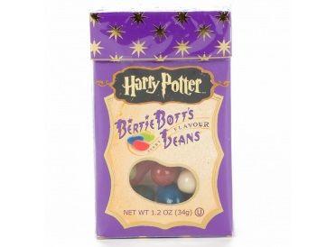 Harry Potter Bertie Bott's Every Flavour Beans, 34 g (1.2 oz) Box $3.75 - Whish.ca