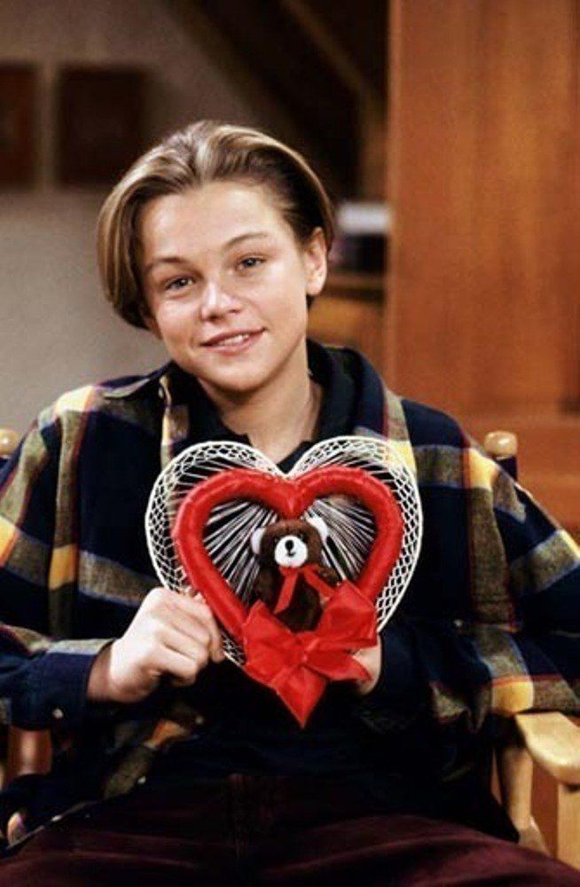 Pin for Later: How Leonardo DiCaprio Went From Teen Heartthrob to Sexy Leading Man Growing Pains (1991)