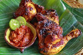 ayam bakar..from indonesia