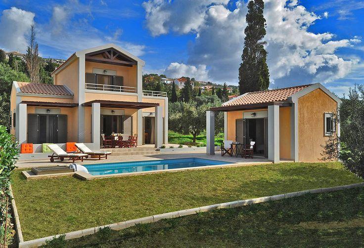 Elaia Villas | Agrilia & Koroni | Minies Kefalonia Island Greece